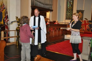 Walking & prize giving day 2010 - 07710