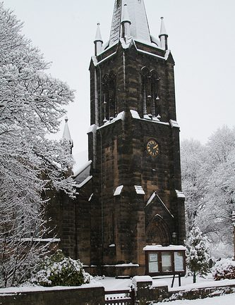 Holy Trinity Church Bickerstaffe